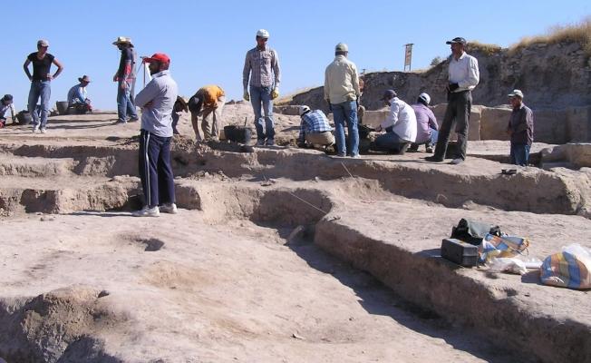Arslantepe Höyüğü'nde önemli kalıntılar gün yüzüne çıktı!