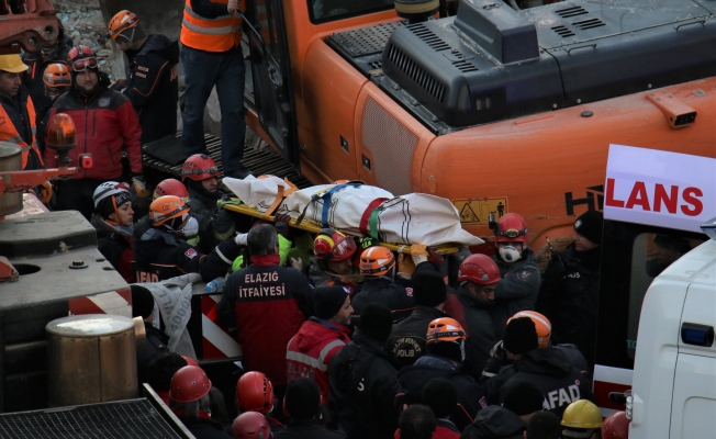 Depremde hayatını kaybedenlerin sayısı 38'e yükseldi!
