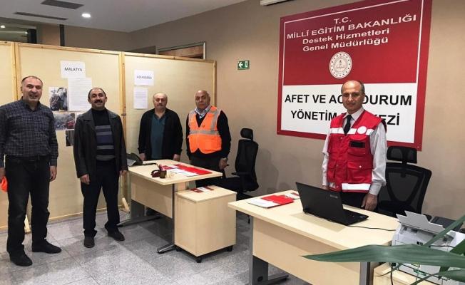 Depremzedeler için psiko-sosyal müdahale ekibi