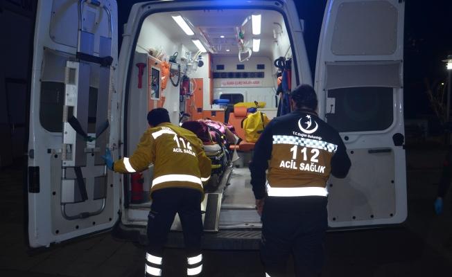 Eğitim ve Araştırma Hastanesi ve Turgut Özal Tıp Merkezi'ne başvuran sayısı 200'ü buldu