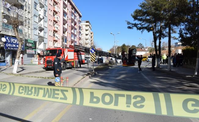 Malatya'da depremde hasar gören evler boşaltılıyor!