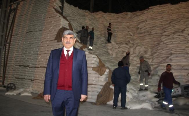 Malatya Şeker Fabrikası son 20 yılın rekorunu kırdı!