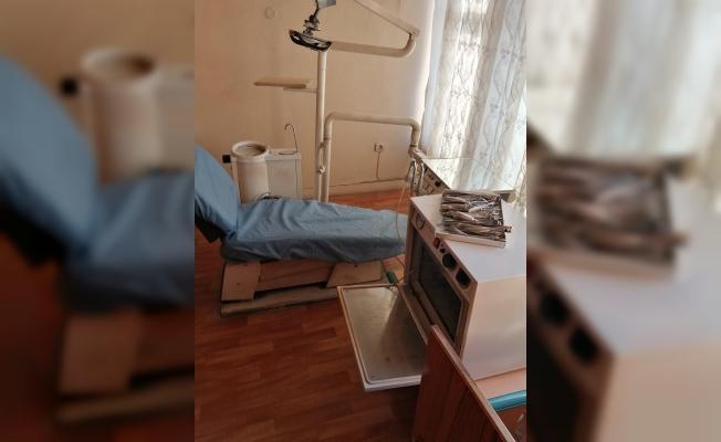 Malatya'da ruhsatsız 5 diş muayenehanesi kapatıldı
