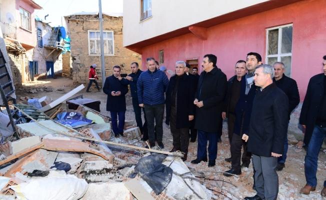 Malatya'da tüm sosyal tesisler depremzedeler için açıldı!