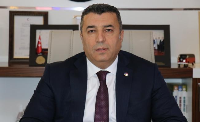 Özcan'dan uçak seferlerinin arttırılması talebi