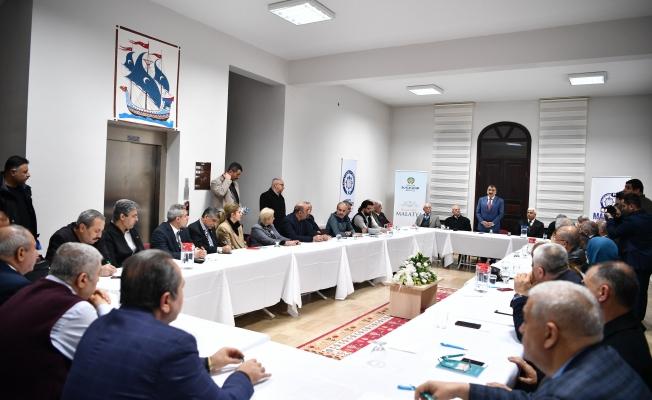 Şehir Gönülleri Meclisi toplandı