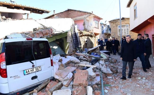 Yeşilyurt Belediyesi sosyal ve spor tesisleri depremden dolayı 24 saat açık!