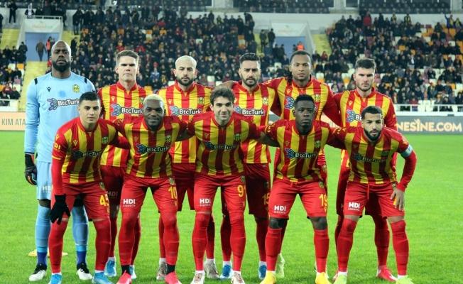 BtcTürk Yeni Malatyaspor haftayı 10.sırada tamamladı!