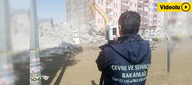 Çevre ve Şehircilik Bakanlığı ekipleri yapıları mercek altına aldı!