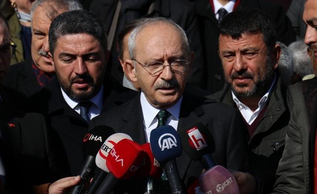 CHP lideri Kılıçdaroğlu Malatya'da!