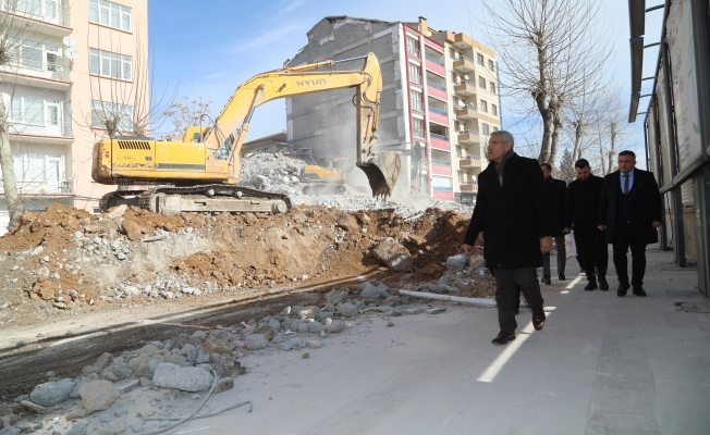 Depremzedelerin kalıcı konutlarının temeli atılıyor!
