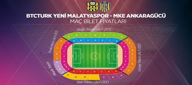 İşte BYMS-Ankaragücü maçının bilet fiyatları!