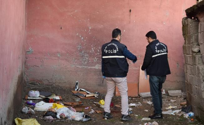 Malatya'da 4'üncü kattan düşen işçi hayatını kaybetti!