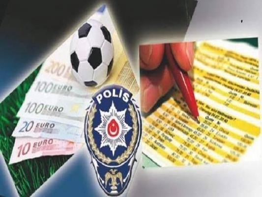 Malatya'da bahis operasyonu: 8 gözaltı