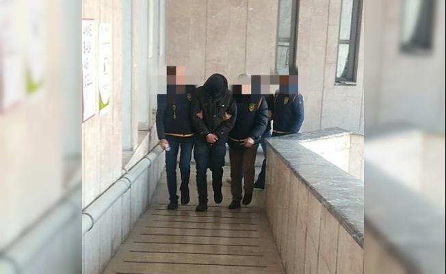 Malatya'da boş evlere dadanan hırsızlar yakayı ele verdi!