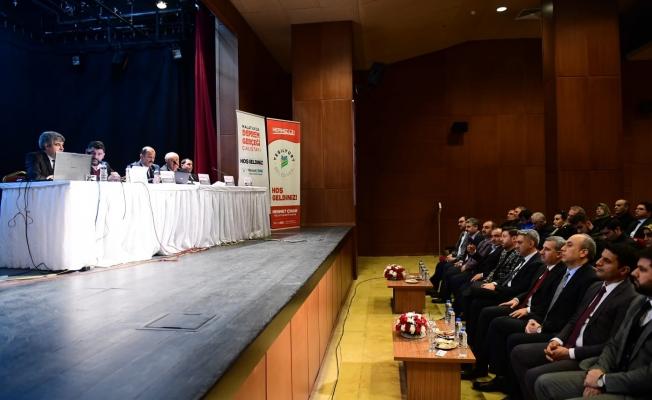 'Malatya'da Deprem Gerçeği Çalıştayı'
