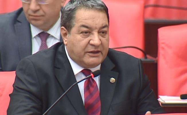Milletvekili Fendoğlu içme suyu borcu faizlerinin silinmesini istedi