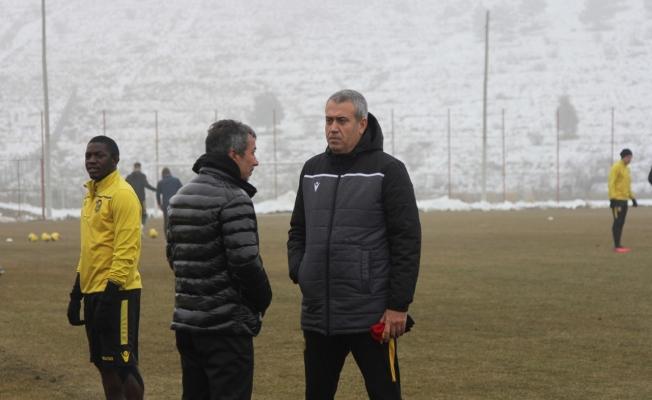 Yeni Malatyaspor, Özdeş ile devam etme kararı aldı!