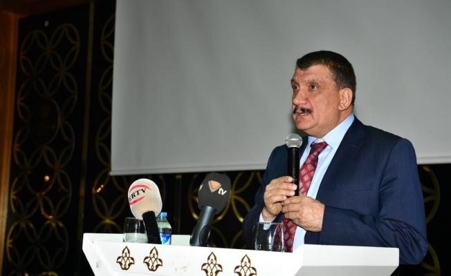 Yeni Şire Pazarı ve Buğday Pazarı projesi tanıtıldı