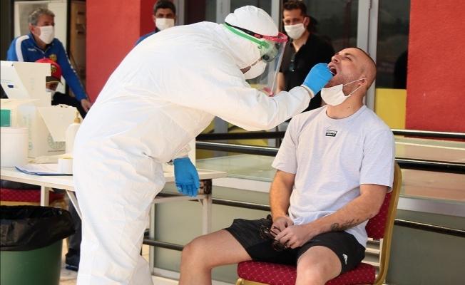 BYMS'nin koronavirüs test sonuçları belli oldu!