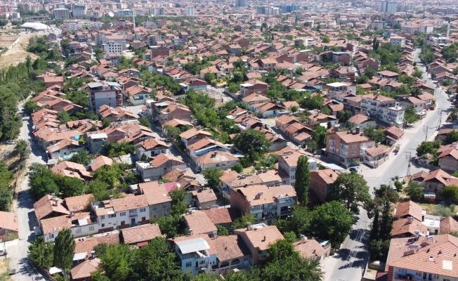 Şehit Fevzi Mahallesi'nde 110 dönümlük alan riskli bölge ilan edildi!
