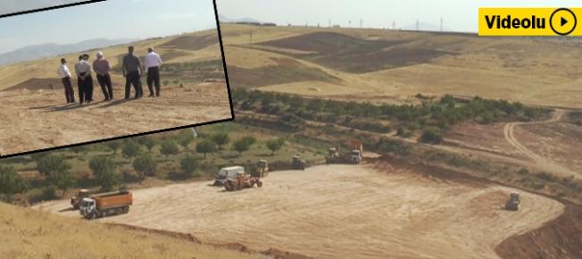 Şahnahanlılar'dan mera alanına sanayi bölgesi tepkisi!
