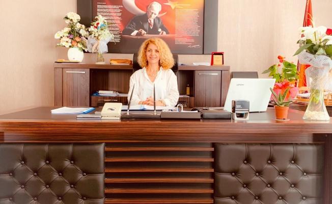 Arguvan'a ilk kadın müdür