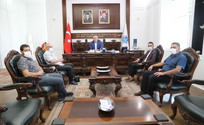 Başkan Güder'den sorumlu belediyecilik vurgusu