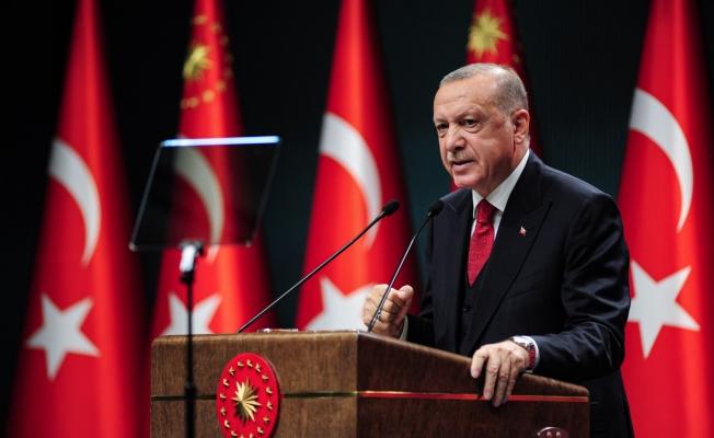 Cumhurbaşkanı Erdoğan deprem konutlarında ödenecek bedeli açıkladı!