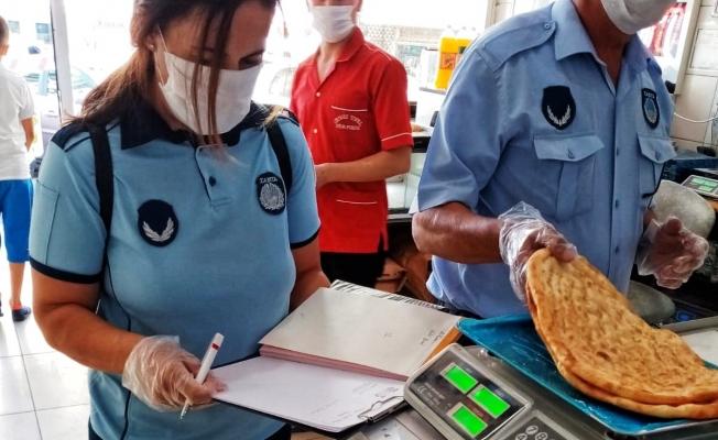 Düşük gramajlı ekmek satan 60 fırına ceza