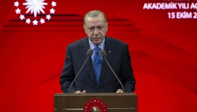 Erdoğan'dan erken seçim çağrısına yanıt: Ne erken seçimi?