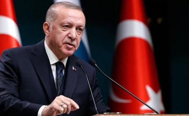 """Erdoğan'dan o diyaloğa açıklama """"Evine ekmek götürememek diye bir şey var mı?"""""""