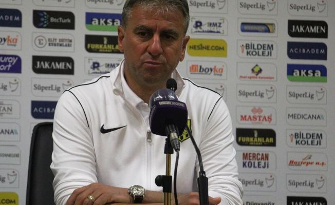 """Hamza Hamzaoğlu: """"Bugün iyi bir galibiyet aldık"""""""