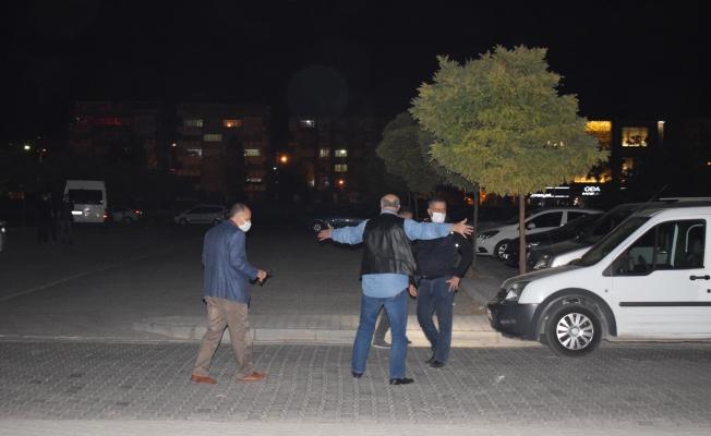 Mahkum, polisin elinden kaçtı! Silahla vurularak yakalandı!
