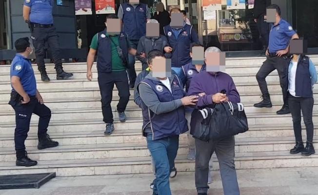 Malatya'da 11 PKK/KCK üyesi tutuklandı