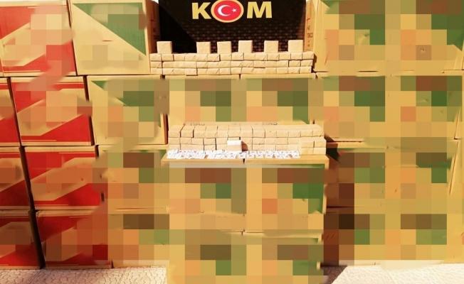 Malatya'da kaçakçılık operasyonu, Şüpheli gözaltında!