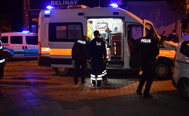 Malatya'da pompalı tüfekli saldırı: 1 yaralı!