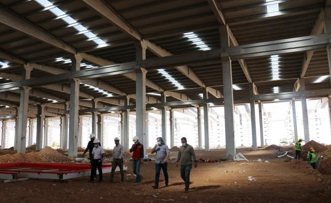 Malatya, Kızılay'ın üretim üssü haline geliyor