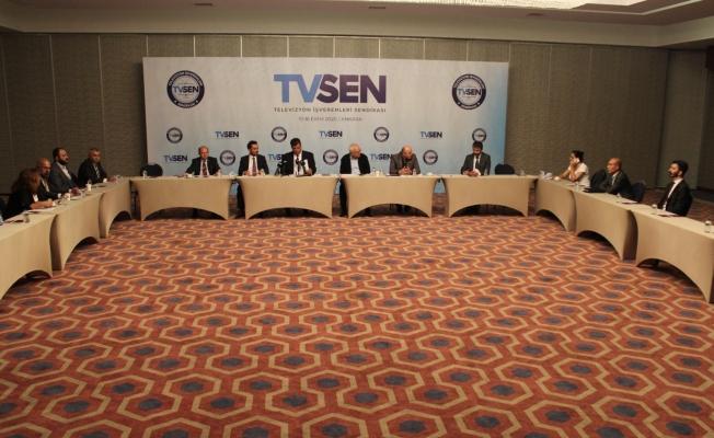 Televizyon yayıncılığı sektörünün sorunları dile getirildi