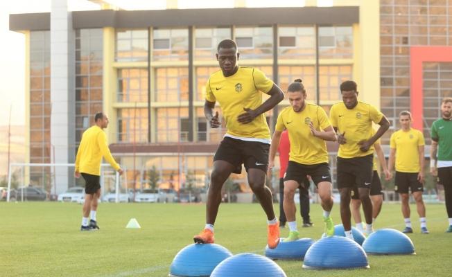 Yeni Malatyaspor, Konyaspor maçının hazırlıklarını sürdürüyor