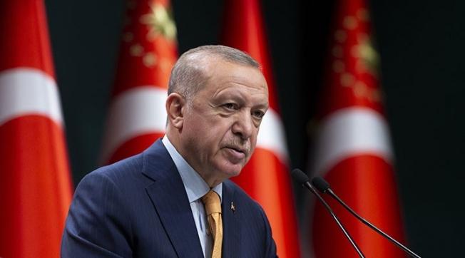 Erdoğan açıkladı! Hafta içi 21'den 5'e kadar, hafta sonu full kısıtlama!