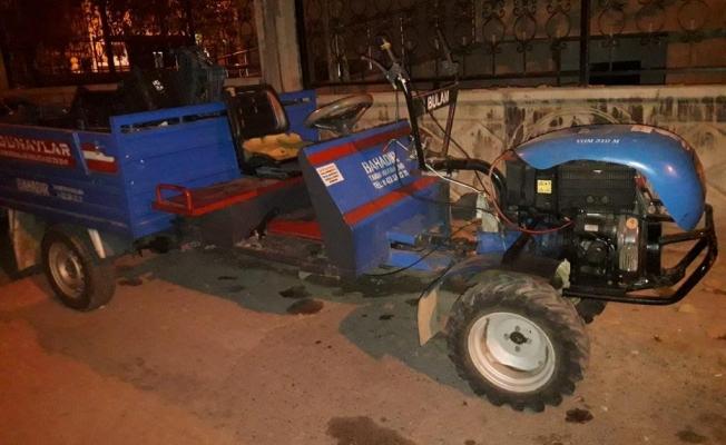 Malatya'da hırsızlık! 6 çapa motoru, 1 elektrikli bisiklet çalındı!