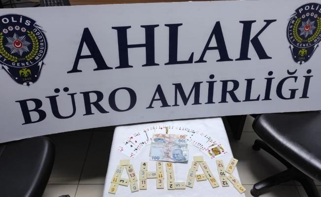 Malatya'da kumar baskını: 4 kişiye 4 bin 900 TL ceza