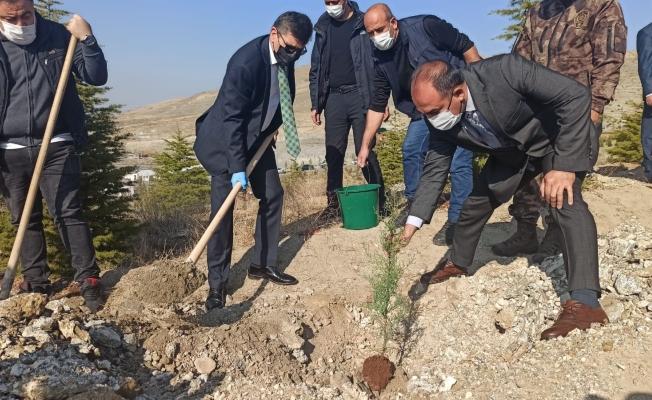 Malatya polisi de 'Geleceğe Nefes' oldu