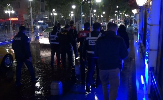 Malatya'da 20 kişiye ceza yağdı!