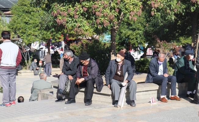 Malatya'da vatandaşlar sigara yasağını olumlu karşıladı