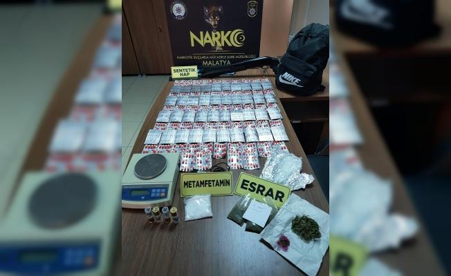 Uyuşturucuya şafak operasyonu: 12 gözaltı