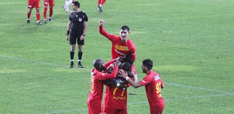 Yeni Malatyaspor kupada 4. turda: 2-0