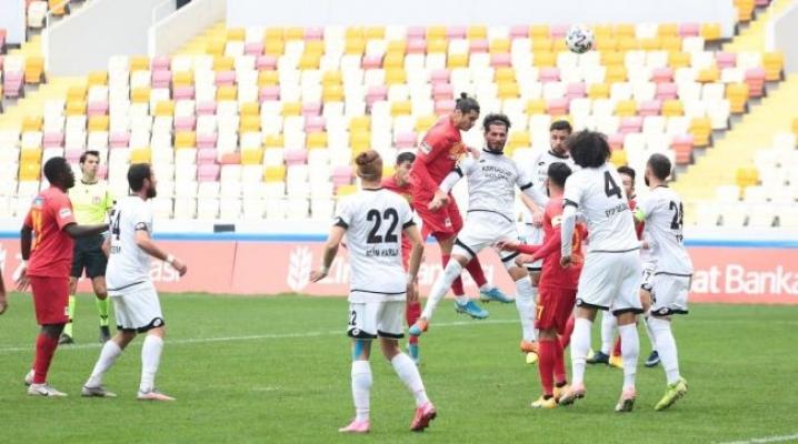 YMS, Kupada Etimesgut Belediye'yi 2-0'la Eledi