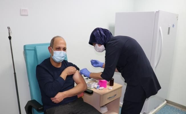 """""""Çin aşısında rapor edilen bir yan etki görülmedi!"""""""